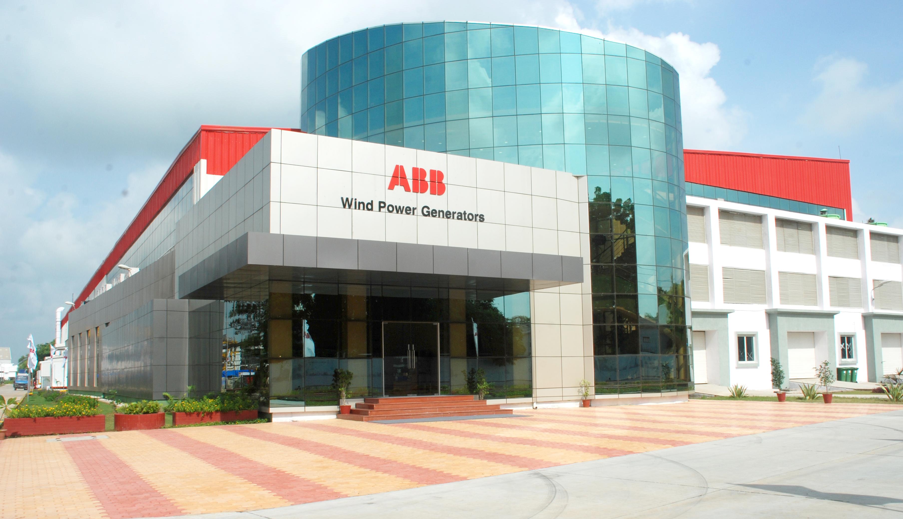 Ett av ABBs kontor