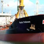 Ett av Stolt Nielsens fartyg