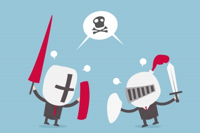 Duellen fortsätter i utdelarnas kamp!