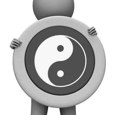 Passiv och aktiv förvaltning - yin och yang (den ena kan inte leva utan den andra)
