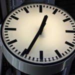 Låt tiden ha sin gång
